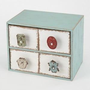 Drewniana komódka Cabinet
