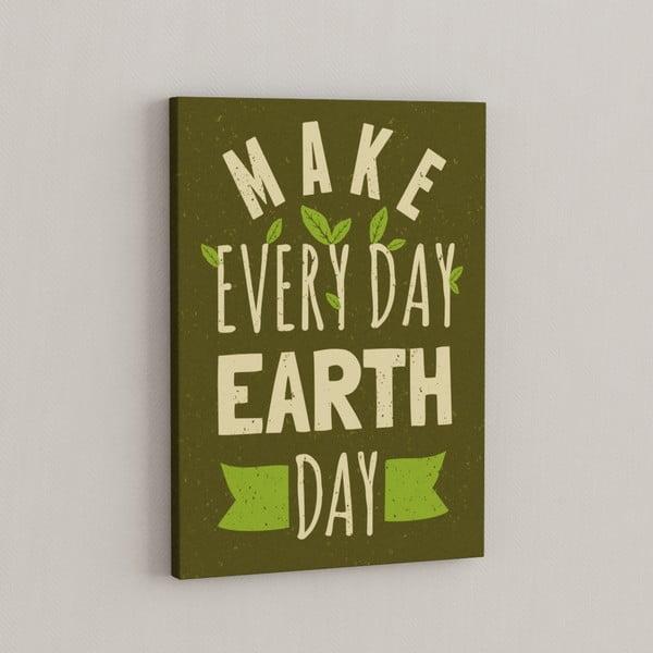 Obraz Dzień Ziemi, 50x70 cm