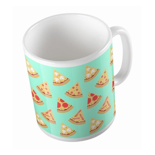 Ceramiczny kubek Tasty Pizza, 330 ml