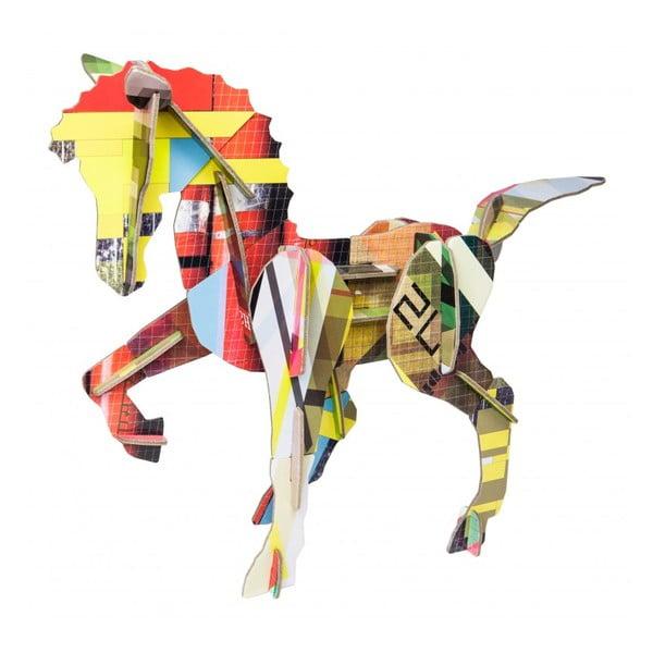 3D model do składania Totem Horse