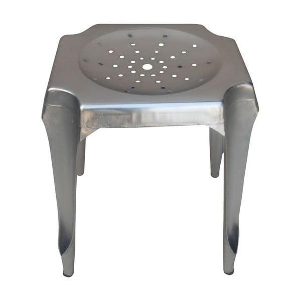 Metalowy stołek Tabouret Acier