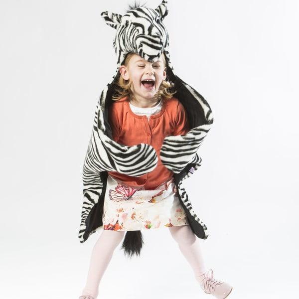 Kostium i dywanik w jednym Zebra