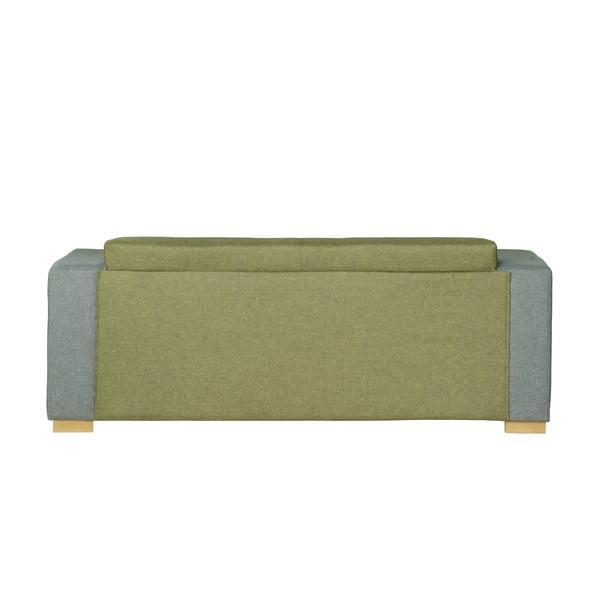 Sofa trzyosobowa Dax Sawana Grey Green