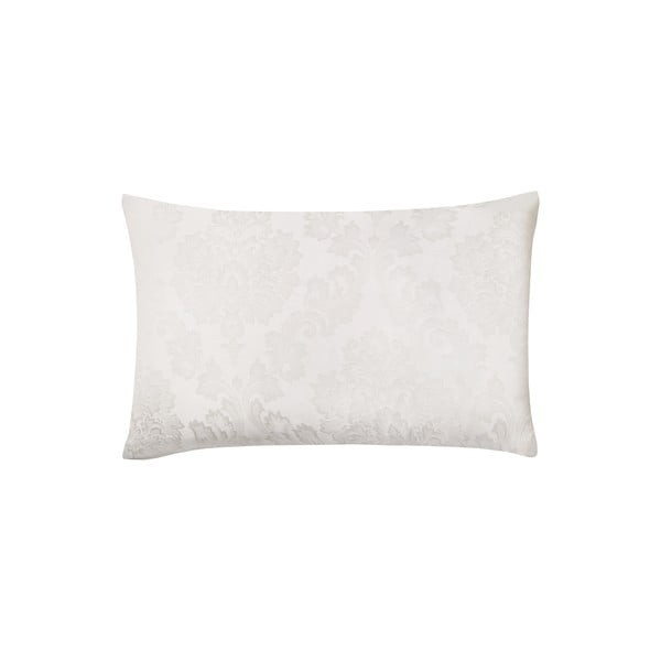 Poszewka na poduszkę Jacquard White, 50x75 cm