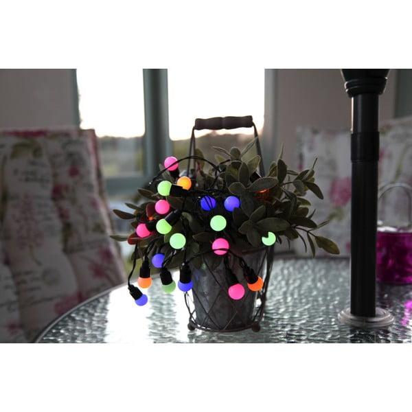 Girlanda świetlna Little Bulbs 190 cm, kolorowa