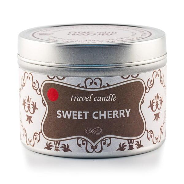 Świeczka zapachowa w puszce Sweet Cherry