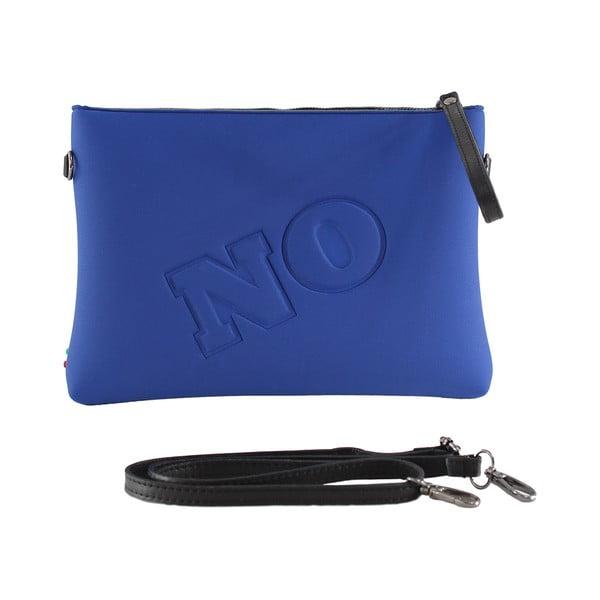 Neoprenowa kopertówka Yes/No, niebieska
