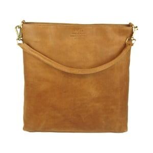 Torebka skórzana O My Bag The Janet, camel
