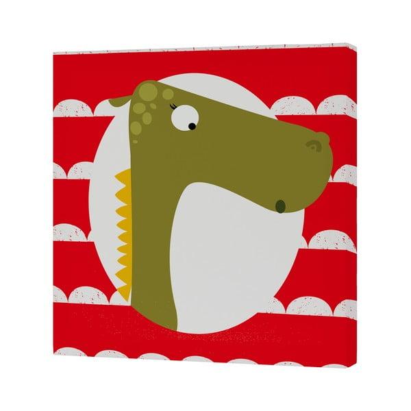 Obrazek Dragon, 27x27 cm