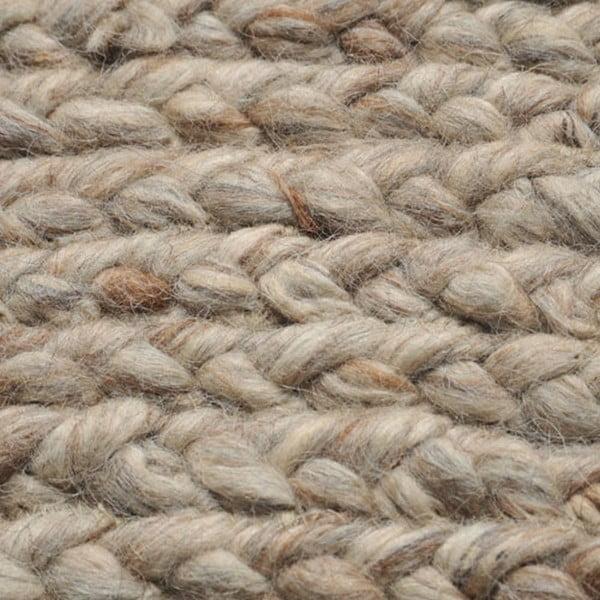 Wełniany dywan Rebecca Grey, 150 cm