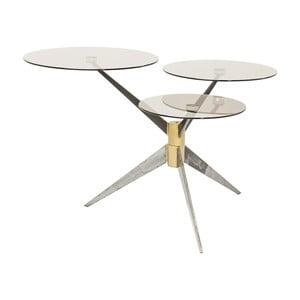 Stolik Kare Design Bonsai Tre Gunmetal