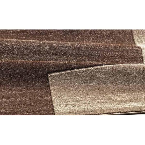 Dywan Webtappeti Intarsio Gradient Brown, 140x200 cm