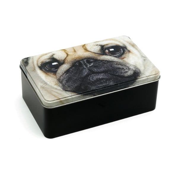 Pojemnik metalowy Pug