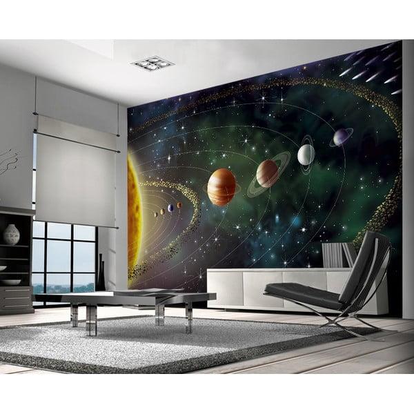 Wielkoformatowa tapeta Planety, 315x232 cm