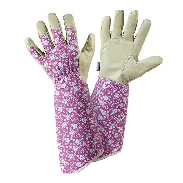 Długie rękawice ogrodnicze Falling Flower