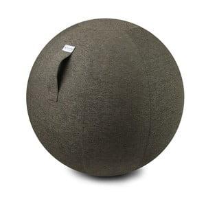 Szaro-beżowa piłka do siedzenia VLUV, 75 cm