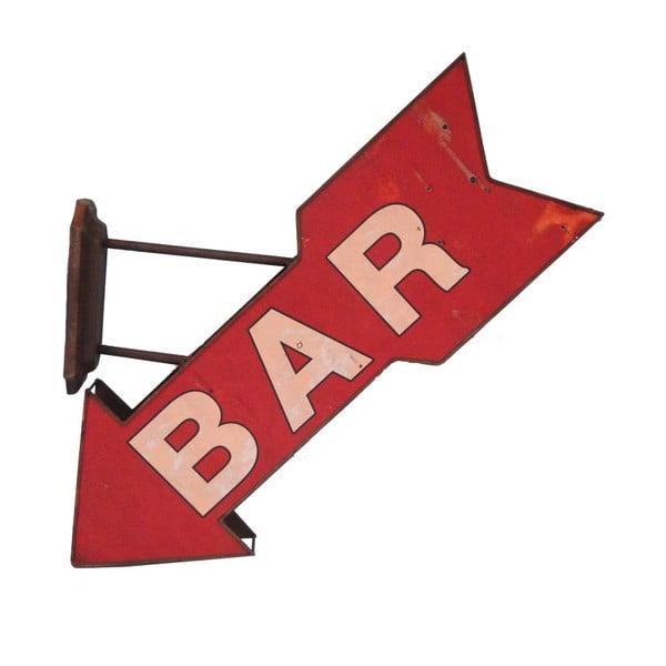 Dekoracja ścienna Antic Line Fleche Bar
