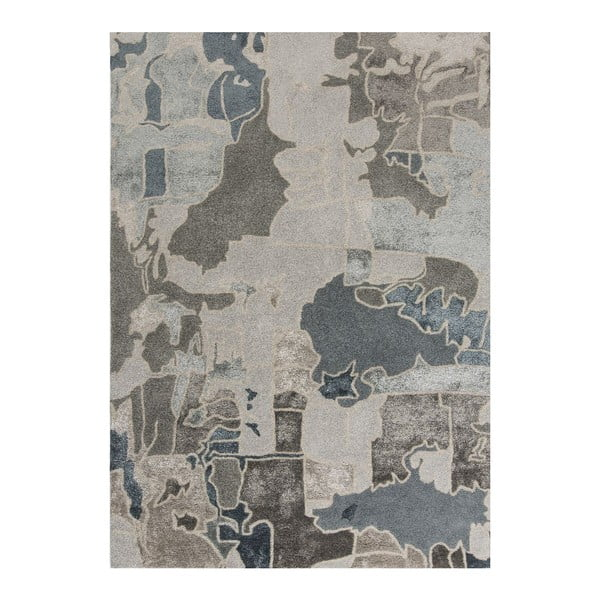 Dywan ręcznie haftowany Linie Design Pazzo Light, 170x240 cm