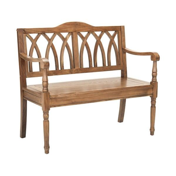 Drewniana ławka Adalyn