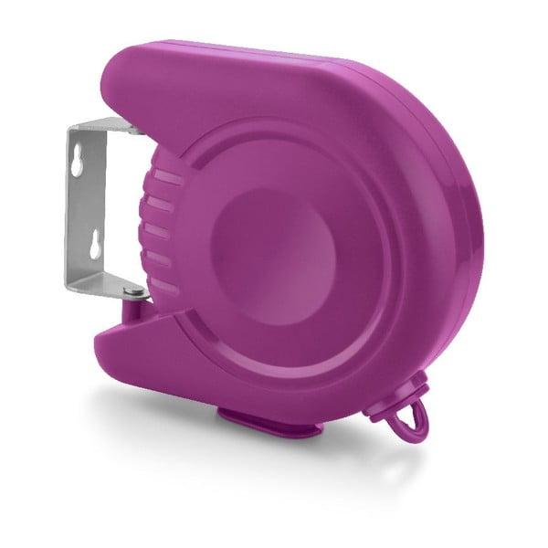 Sznur na pranie i spinacze Delight Purple