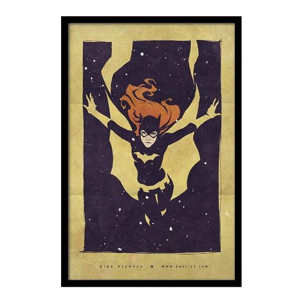 Plakat Catwoman, 35x30 cm