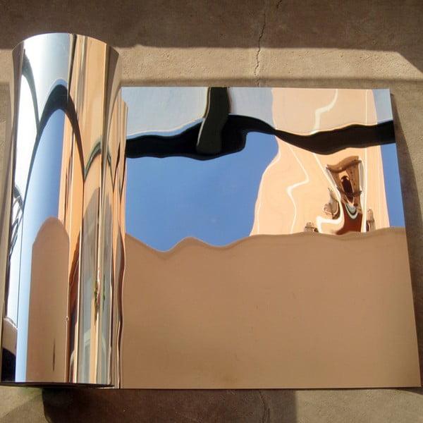 Adhezyjna naklejka lustrzana Ambiance Mirror