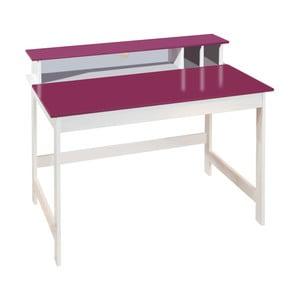 Różowo-białe biurko 13Casa Up