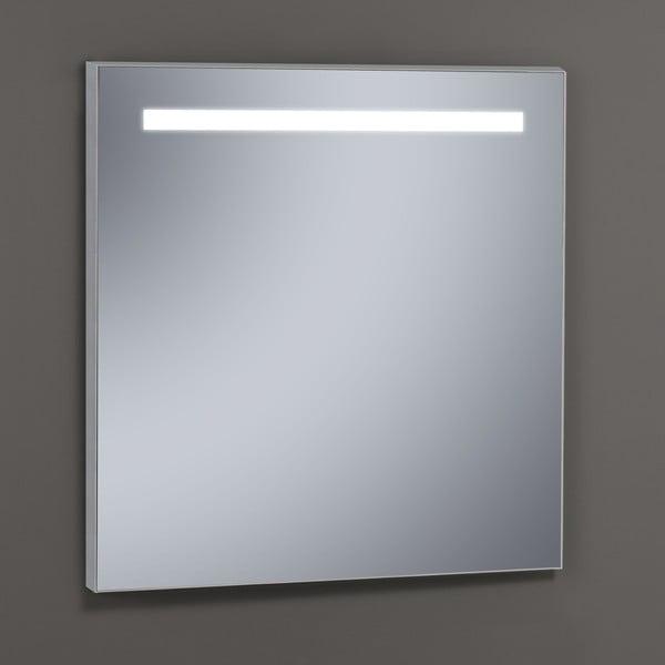 Lustro z oświetleniem LED Miroir, 60x80 cm