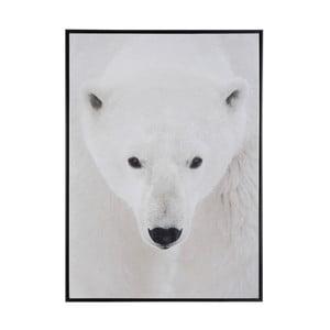 Plakat w ramie Polar Bear, 100x140 cm