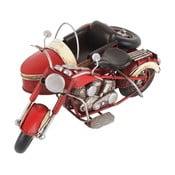 Motocykl dekoracyjny InArt