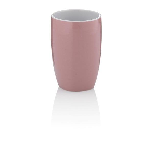 Różowy ceramiczny kubek Kela Lindano