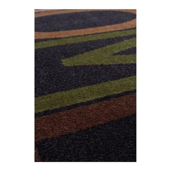 Wycieraczka Bonjour 670 Black, 60x90 cm