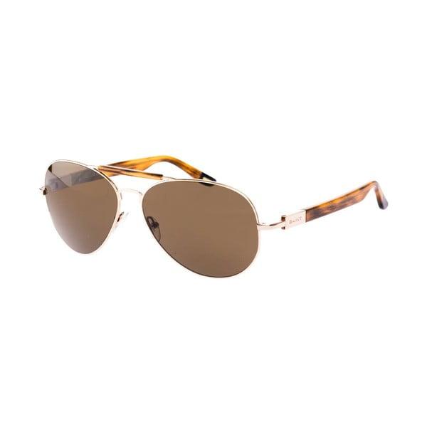 Męskie okulary przeciwsłoneczne GANT Gold