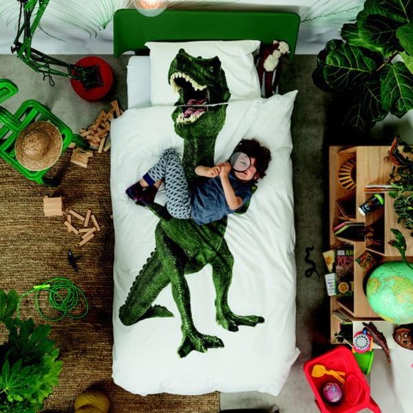 Pościel Snurk Dinosaurus Rex, 135x200 cm