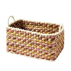 Koszyk ręcznie robiony Kaleo, 40 x 30 cm