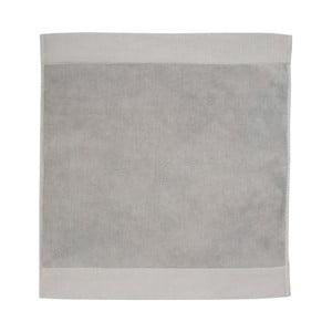 Szary dywanik łazienkowy Seahorse Pure, 50x60 cm