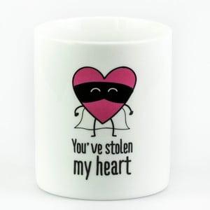 Kubek Mr. Wonderful You've stolen my heart, 350 ml