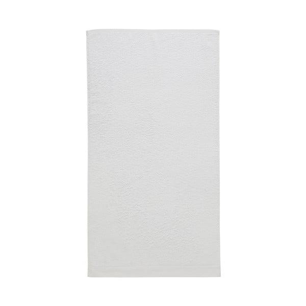 Zestaw 3 białych ręczników Seahorse Pure,60x110cm