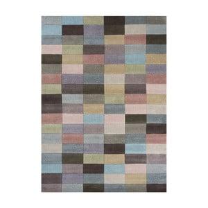 Wełniany dywan Romina Pastel, 140x200 cm