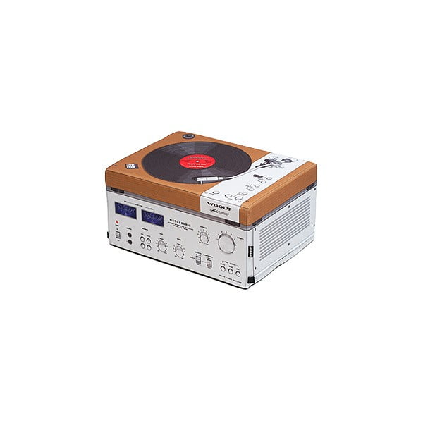 Puf Turntable
