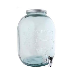 Słój na lemoniadę ze szkła z recyklingu Ego Dekor Authentic, 12,5 l