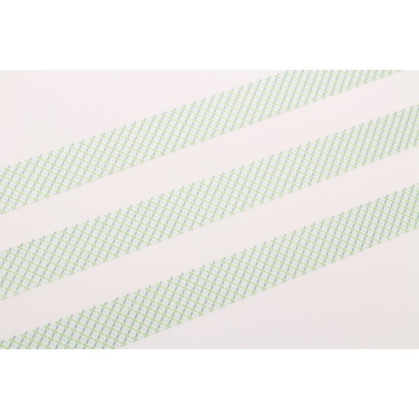 Taśma dekoracyjna washi Hasen Green