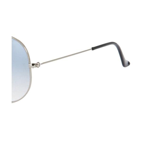 Okulary przeciwsłoneczne Ray-Ban Aviator Gradient Silver Light