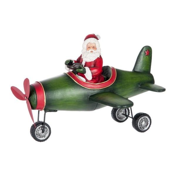 Dekoracja Christmas Plane