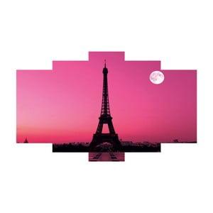 Pięcioczęściowy obraz Paris