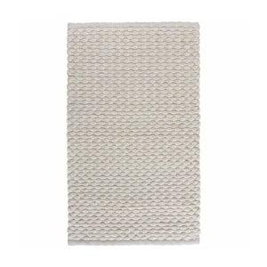 Kremowy dywanik łazienkowy Maks, 60x100 cm
