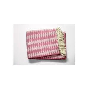 Koc Aqua Mauve Pink, 140x180 cm