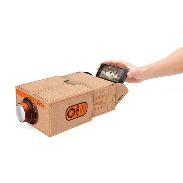 Projektor filmów i zdjęć ze smartphona Copper
