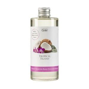 Wkład do dyfuzora zapachowego Tropical Island Silver, 300 ml