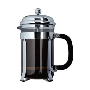 Srebrny   french press mały Café Olé Classic, 3 filiżanki